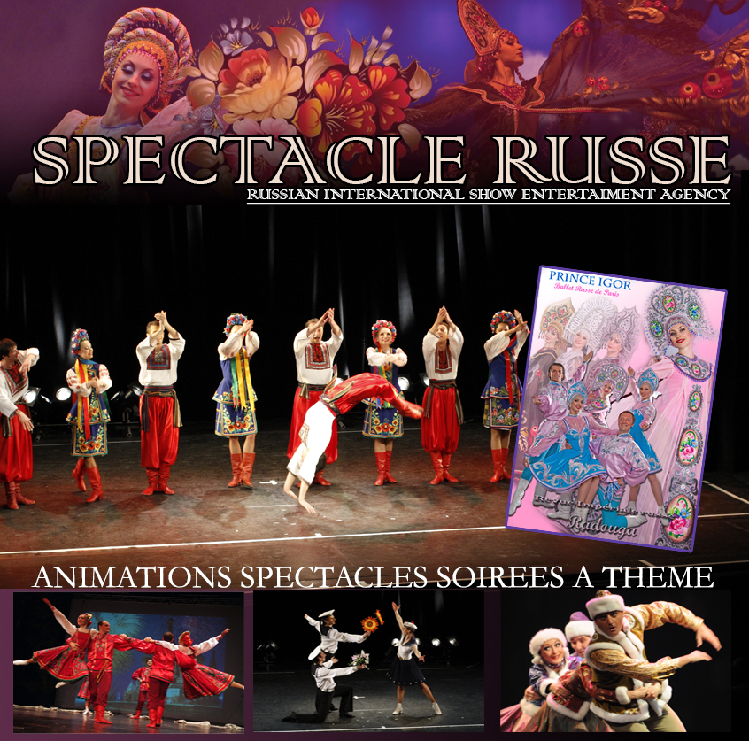 spectacle russe